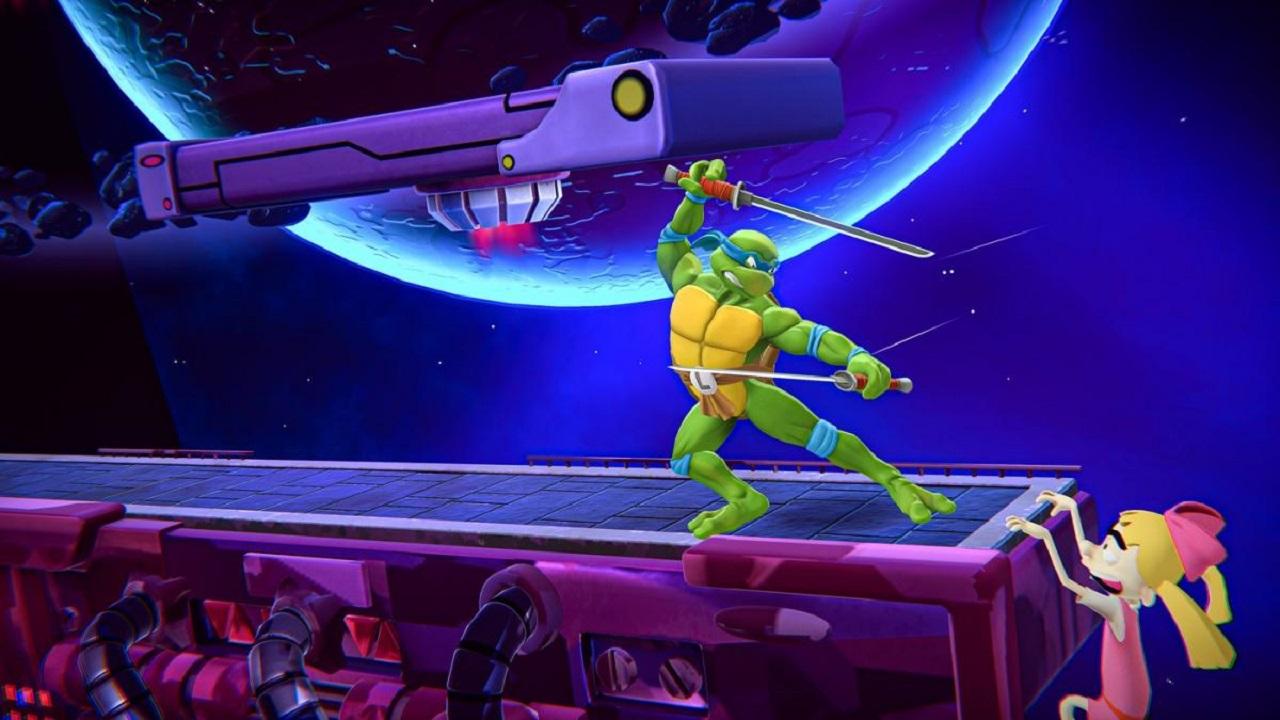 Nickelodeon Brawl Star Smash Bros