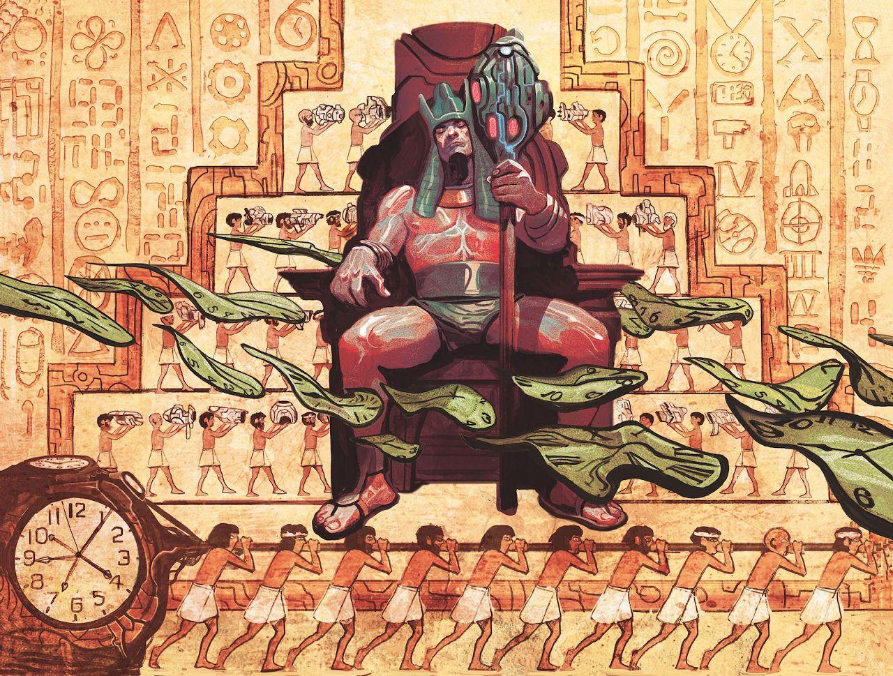 loki serie kang conquistador rama tut