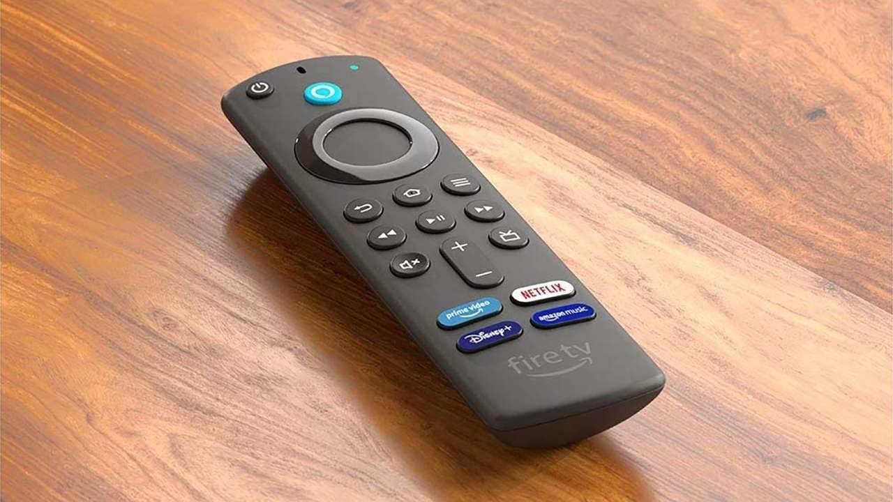 Amazon Fire TV Stick control