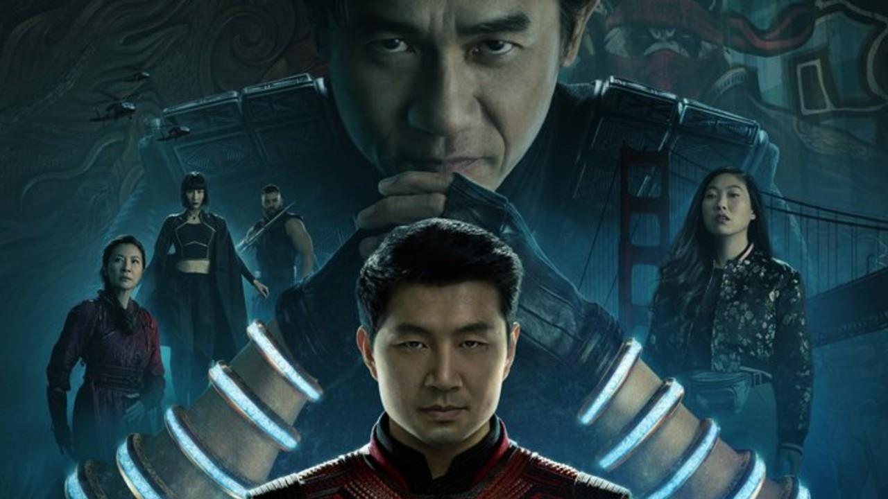 shang chi pelicula estreno disney + cines