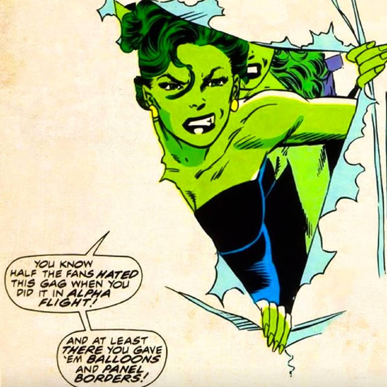 Series en Disney Plus She Hulk Deadpool Cuarta Pared