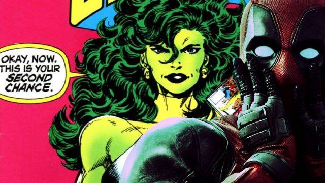 She Hulk Series en Disney Plus Catálogo Disney Plus Deadpool