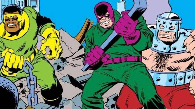 Serie She-Hulk Nuevos Villanos The Wrecking Crew