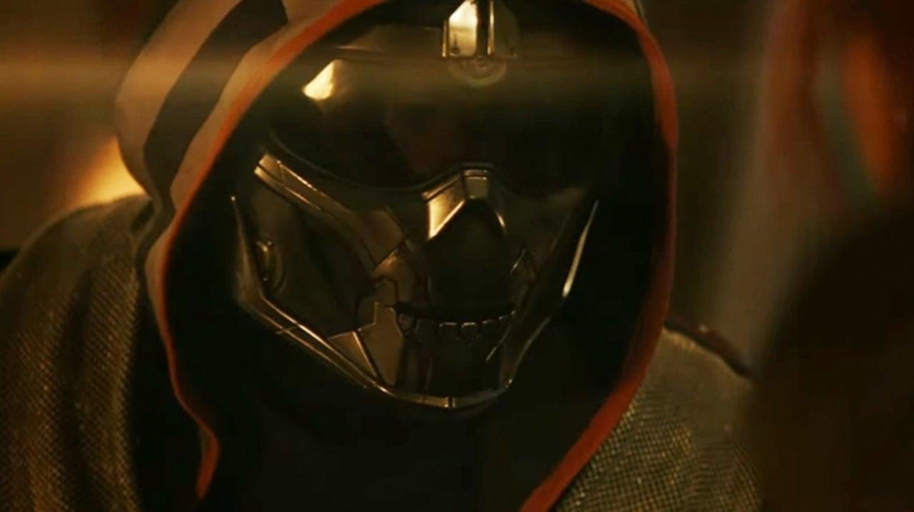 Black Widow Película Taskmaster Quién es Antonia