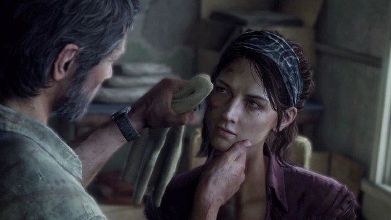 Tess The Last of Us HBO Series