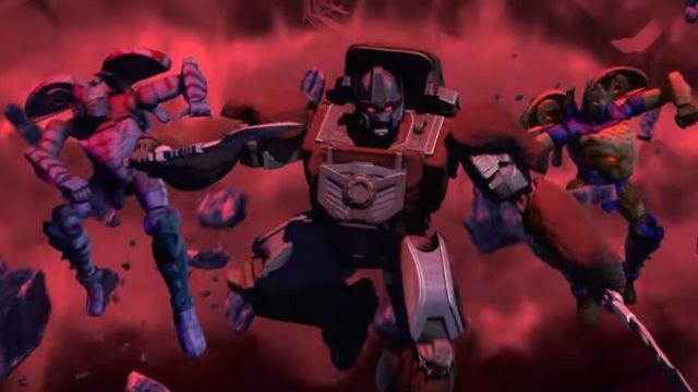 Mejores Series de Netflix Transformers War For Cybertron Kingdom