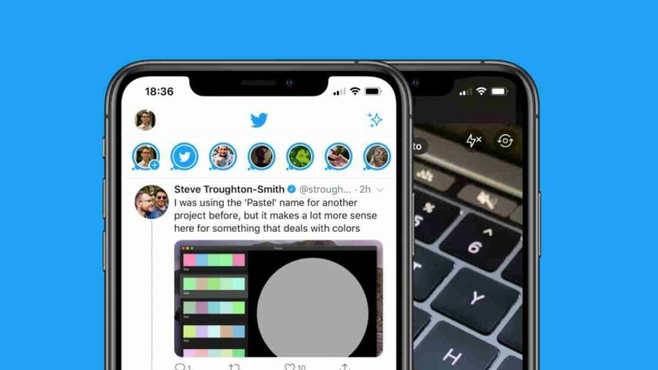 twitter fleets retirado red social stories