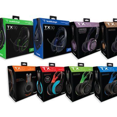 VoltEdge for Gamers Audifonos accesorios consolas
