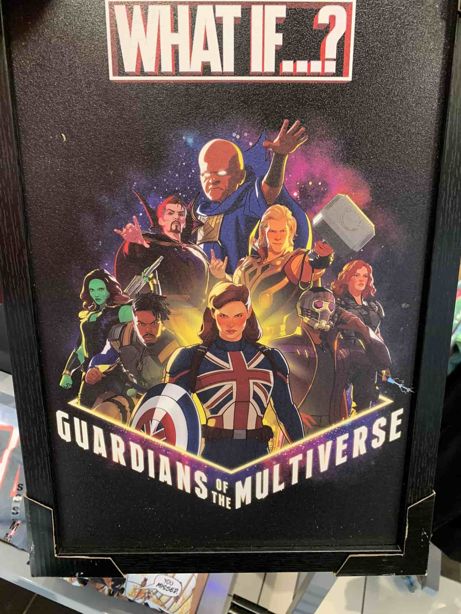 guardians of the multiverse marvel what iff