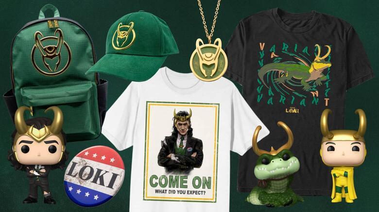 Disney productos de Loki oficiales