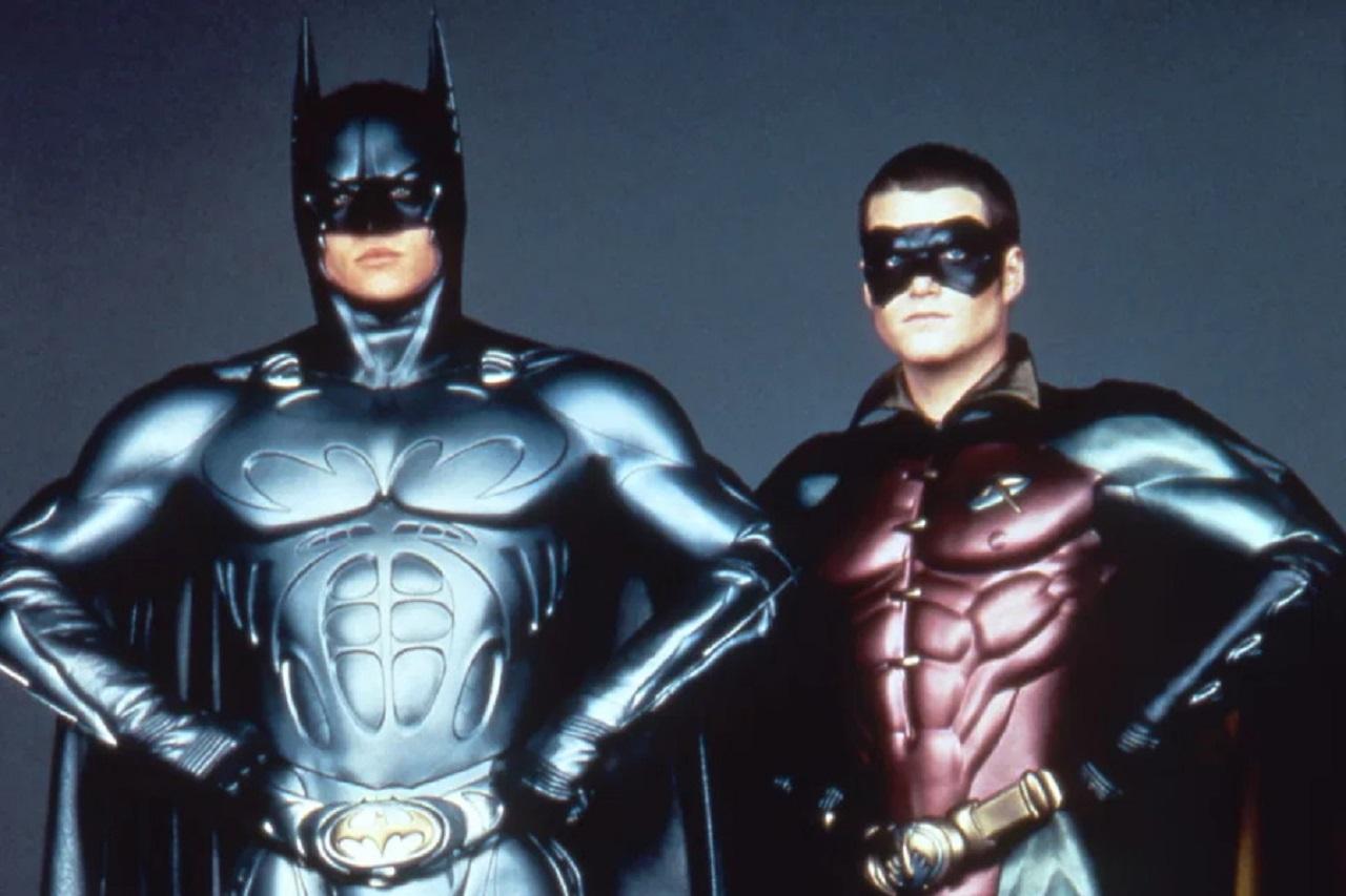 Películas de Batman Actores de Batman Val Kilmer Batman