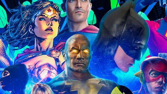 DC Fandome Segunda Edición Fecha Horario Tráilers