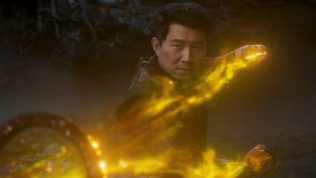 Shang-Chi Película Estreno Cines Escena Postcréditos