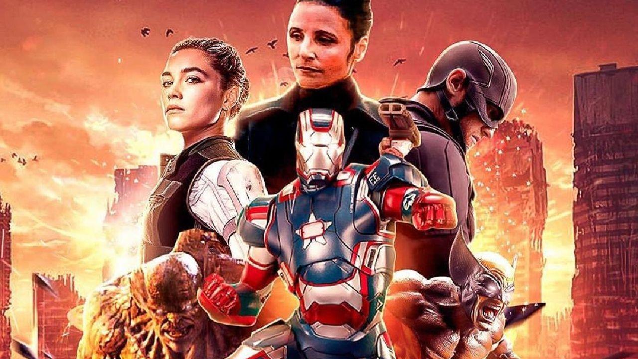 superheroes de marvel young avengers