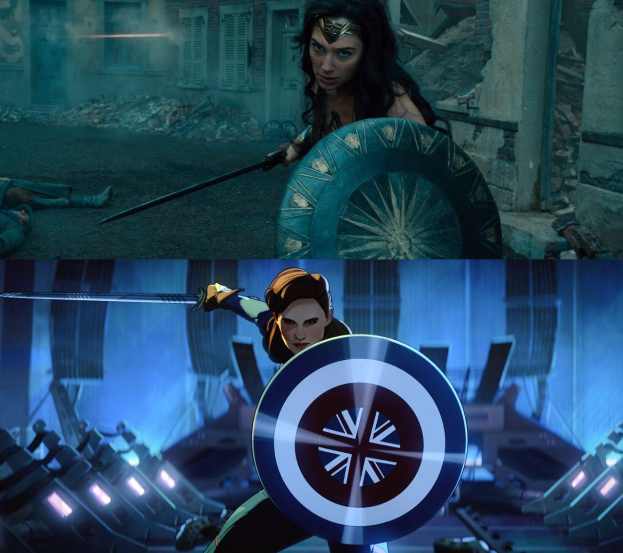 superheroes de marvel wonder woman
