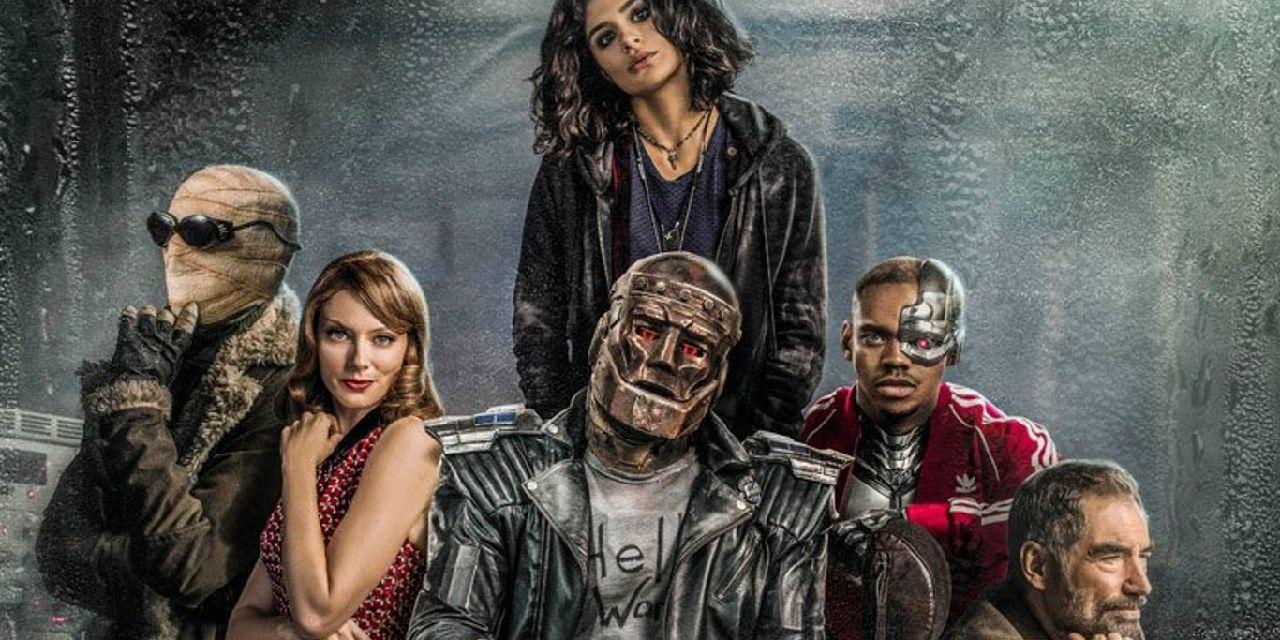 personajes de dc comics doom patrol