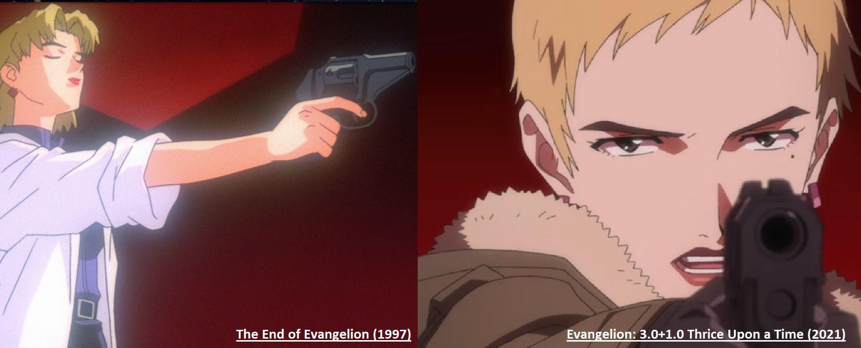 personajes de evangelion ritsuko