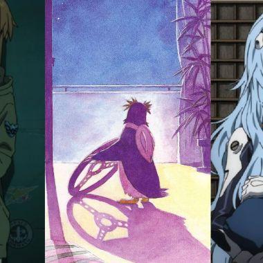 personajes de evangelion Thrice Upon a Time