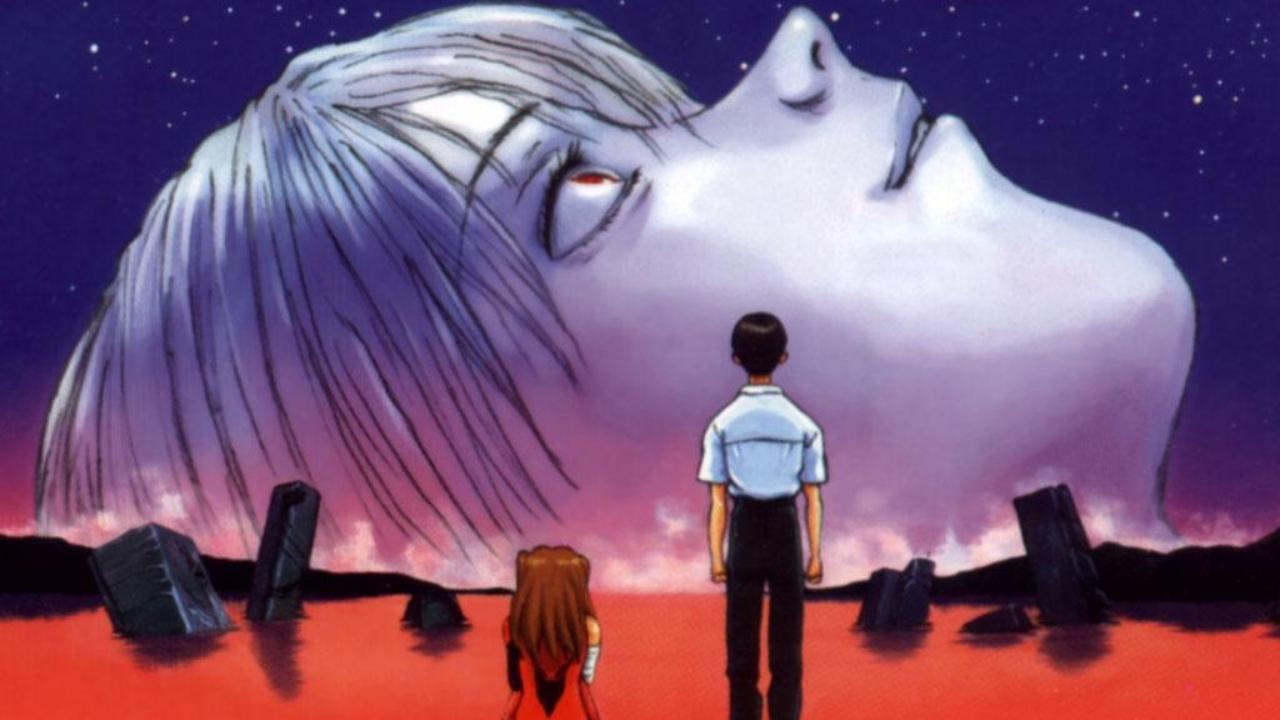 Evangelion lanzamiento Bluray anime paquete