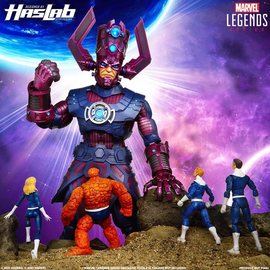 galactus marvel legends hasbro wave fantastic four mexico