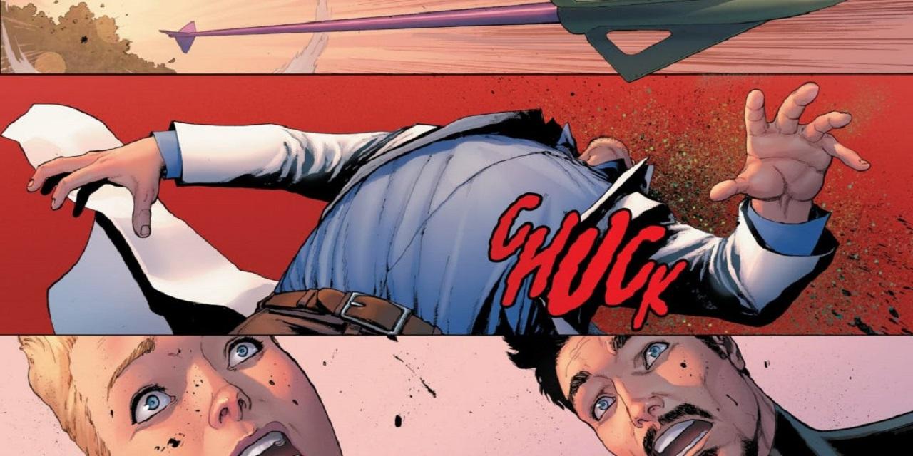 Hawkeye Civil War II Comics Easter Eggs Episodio 3 What If