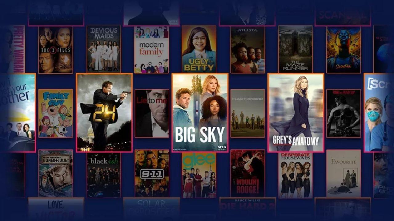 star plus contenido catalogo streaming