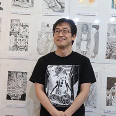 Junji Ito nueva línea ropa género terror
