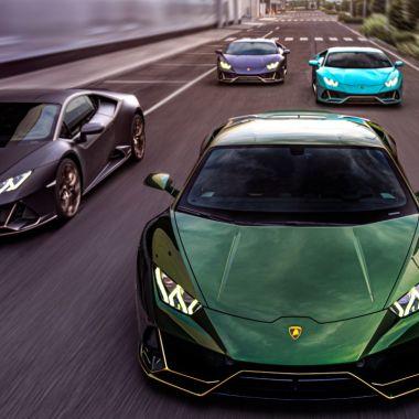 Lamborghini Mexico huracan evo edicion especial