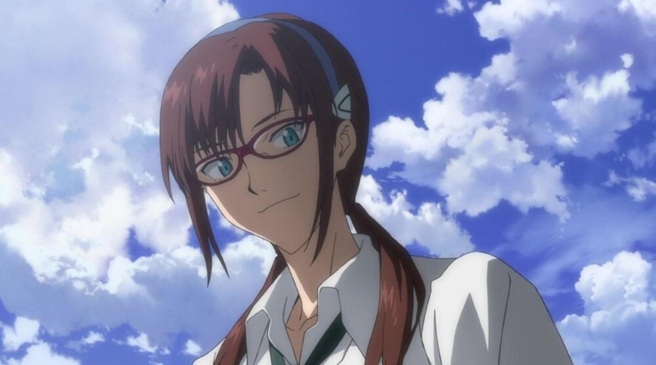 Mari popular anime Evangelion encuesta japón