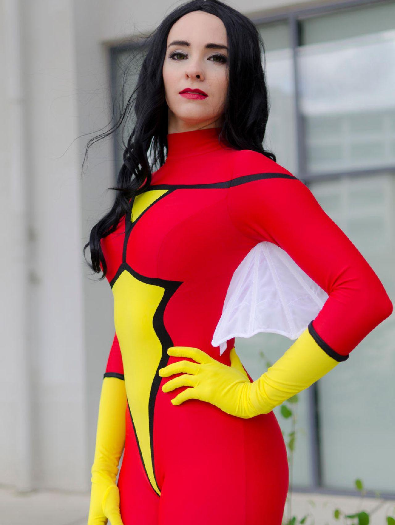 marvel comics spider woman