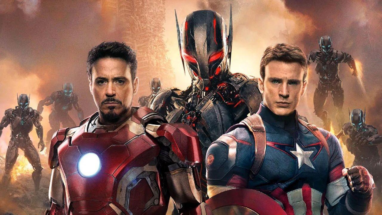 superheroes de marvel ultron