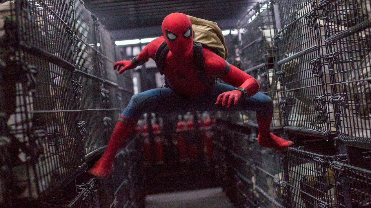 superhéroes de marvel spiderman