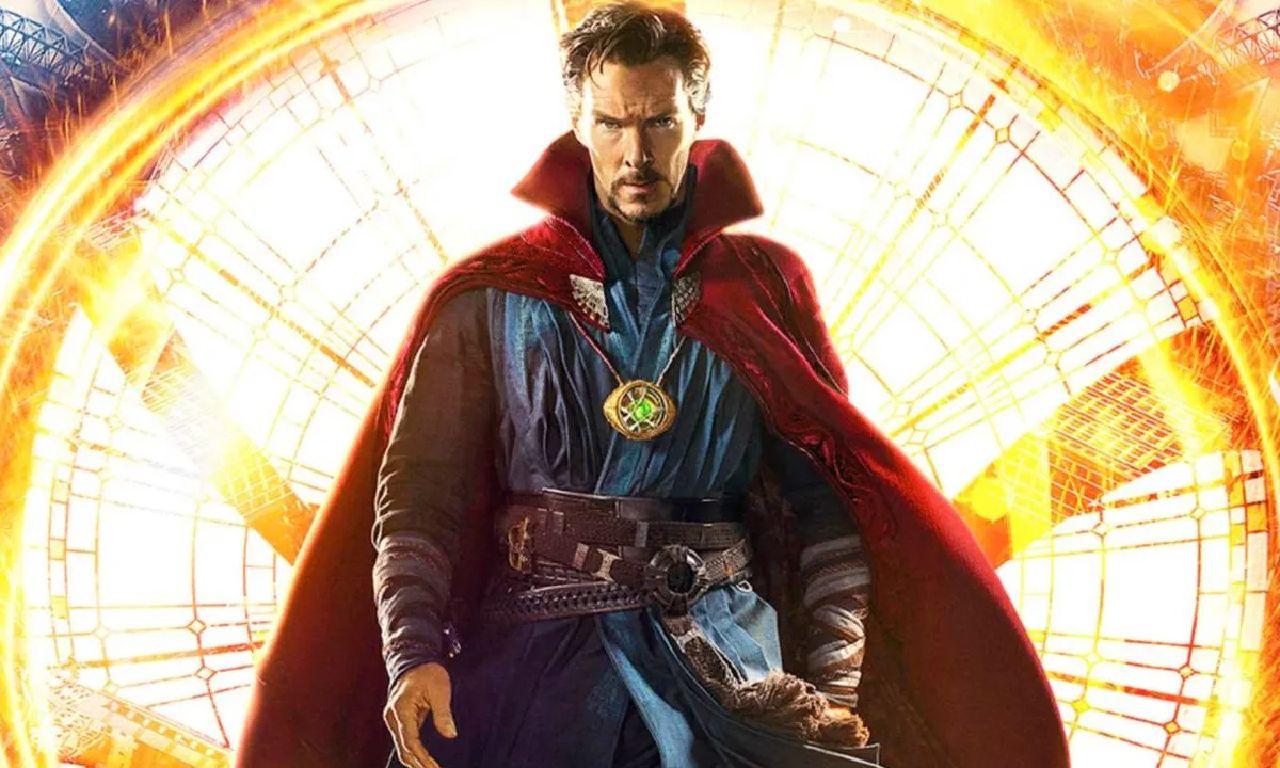 superhéroes de marvel doctor strange