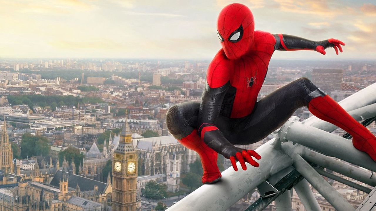 superheroes de marvel spiderman