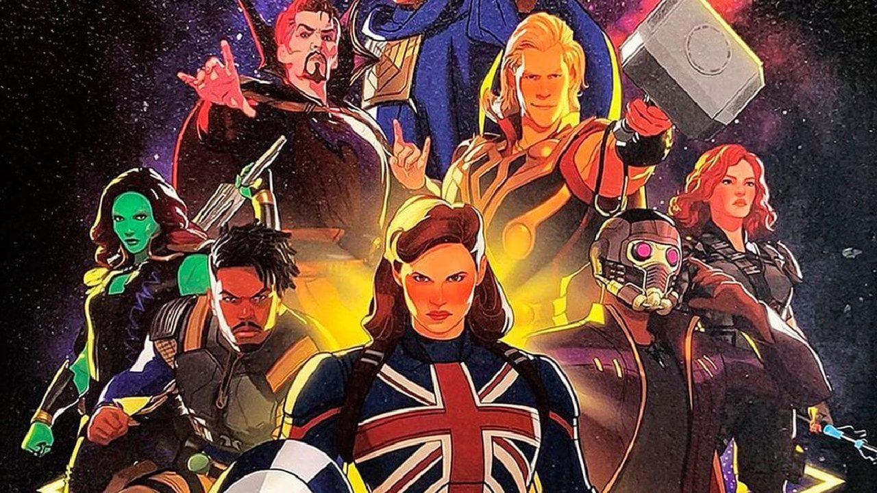 superheroes de marvel multiverso
