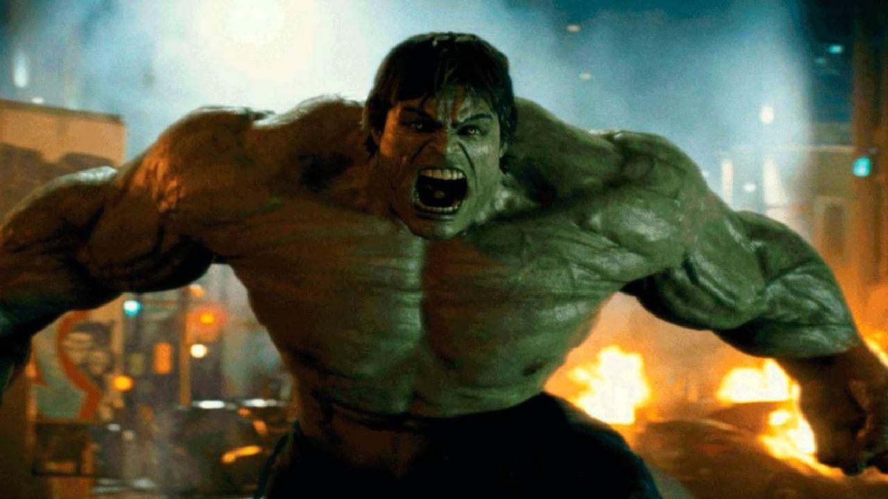superhéroes de marvel hulk