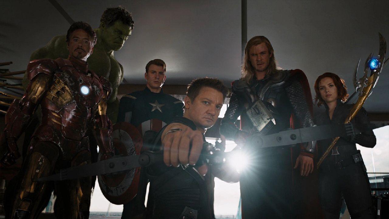 superhéroes de marvel hawkeye