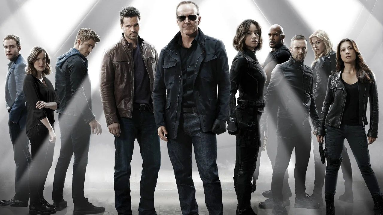 superhéroes de marvel agentes shield