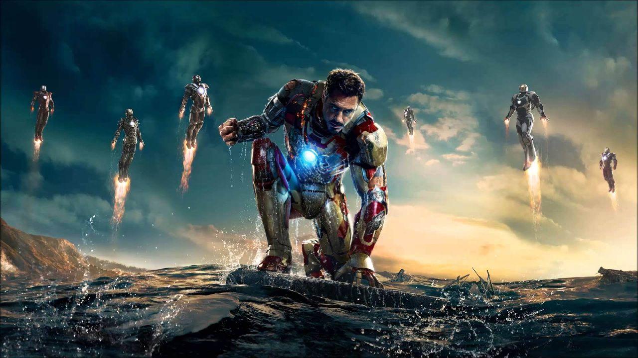 superheroes de marvel tony stark