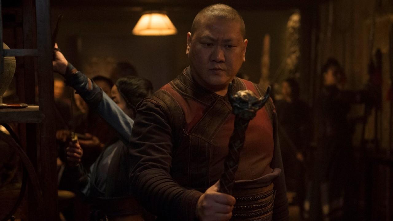 wong dr strange shang chi y la leyenda de los diez anillos