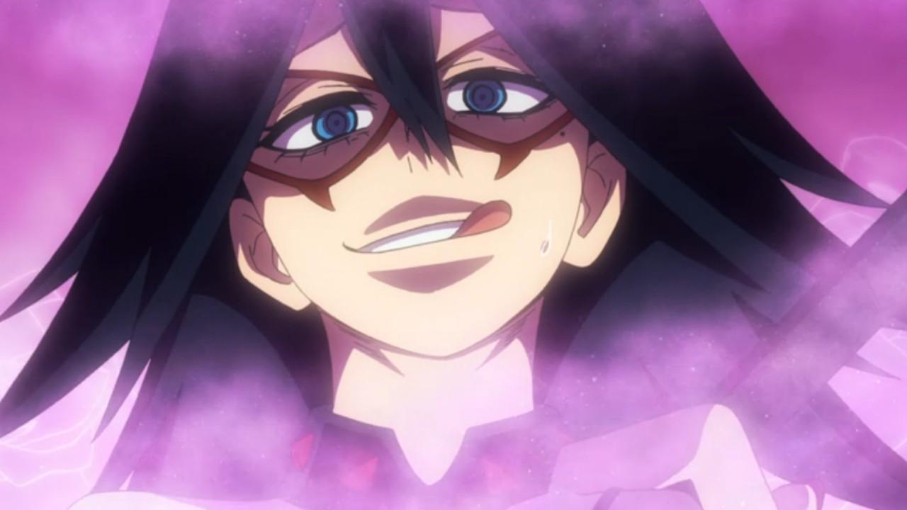 midnight my hero academia cosplay anime
