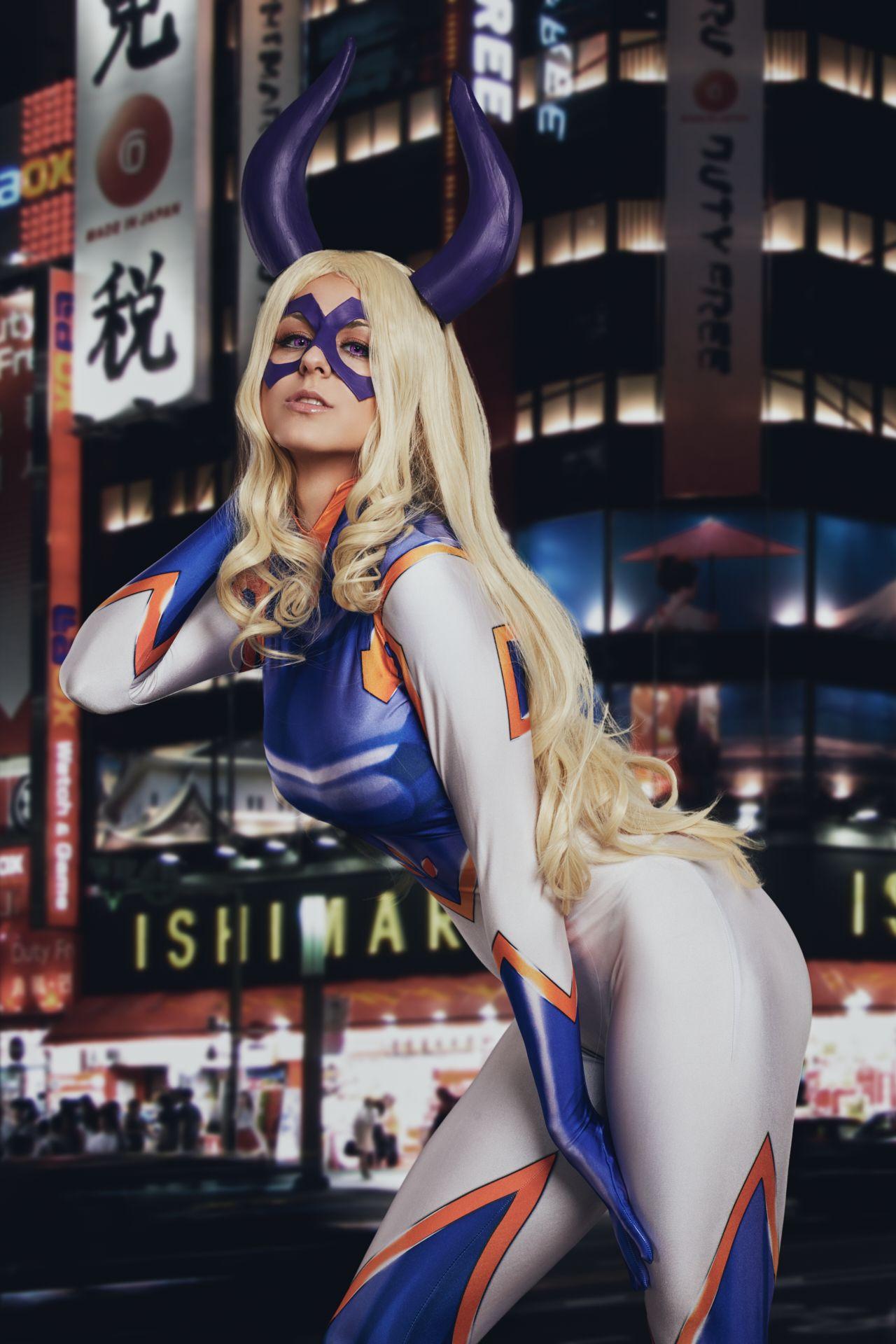 my hero academia anime mt. lady