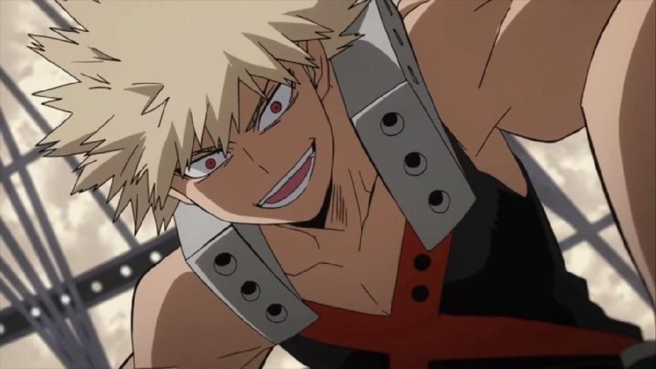 personajes de my hero academia bakugo