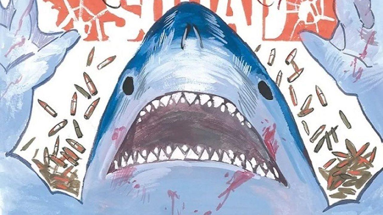 El Escuadrón Suicida Beastars Paru Itagaki Anime DC Comics