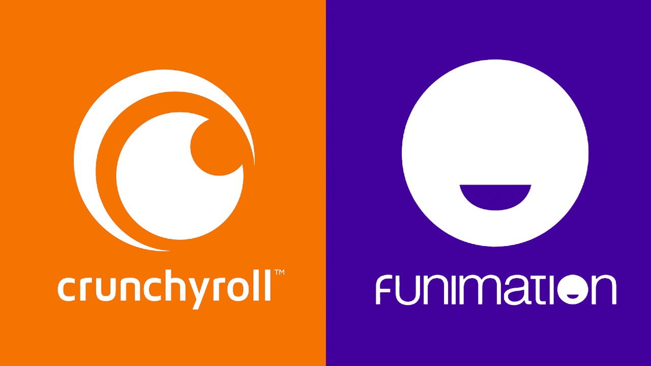 sony ver anime Funimation Crunchyroll