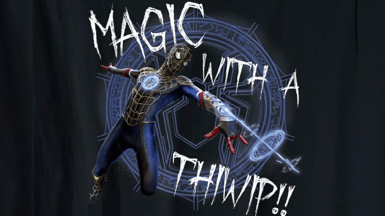 spiderman no way home hombre araña