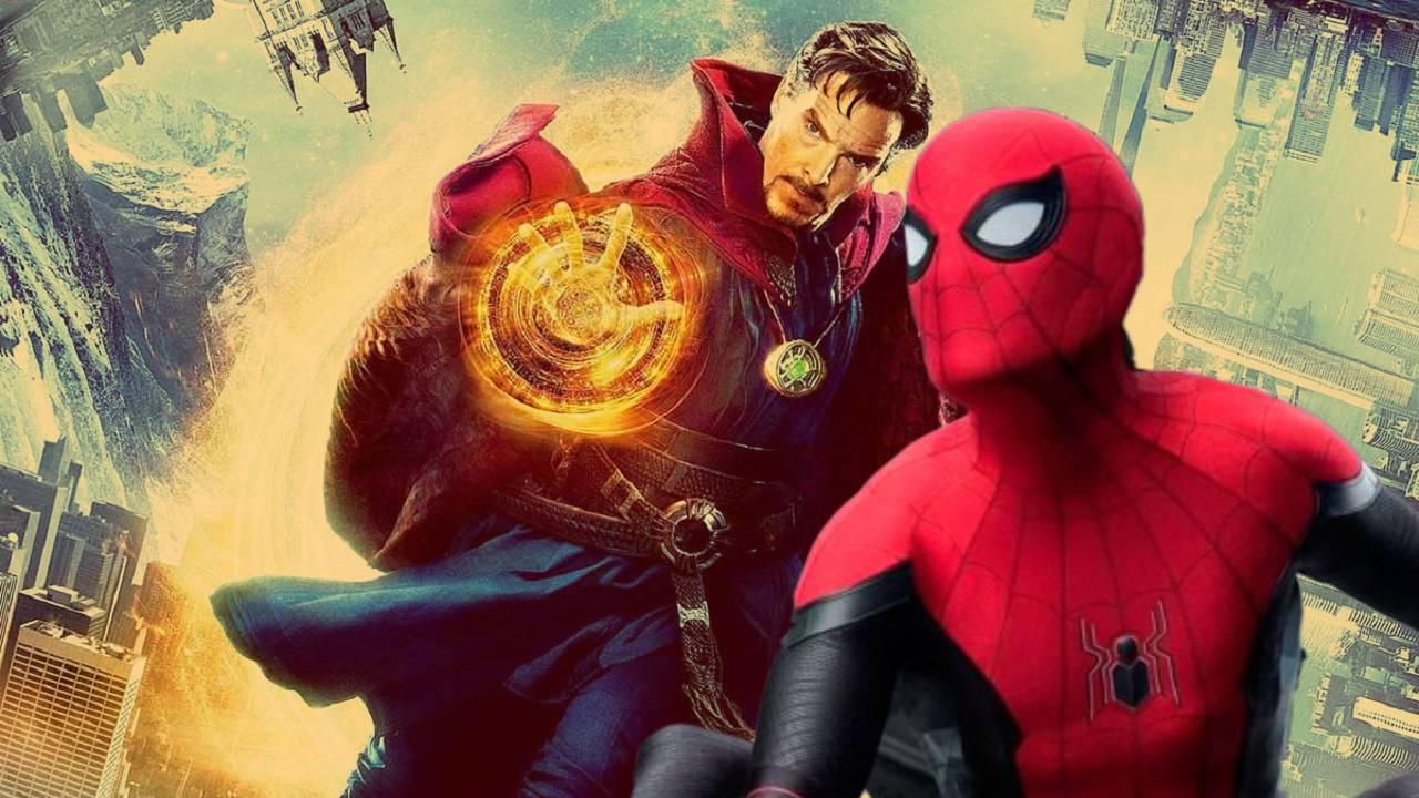 Spider Man 3 Película Doctor Strange Multiverso