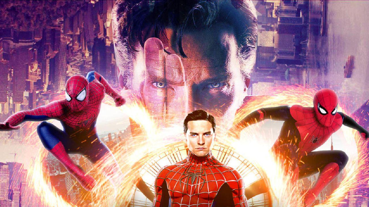 personajes de marvel spiderman
