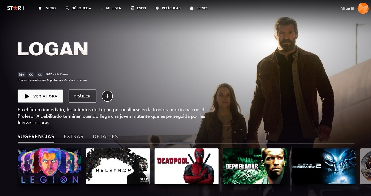 Star+ México Series Películas Precio Catálogo