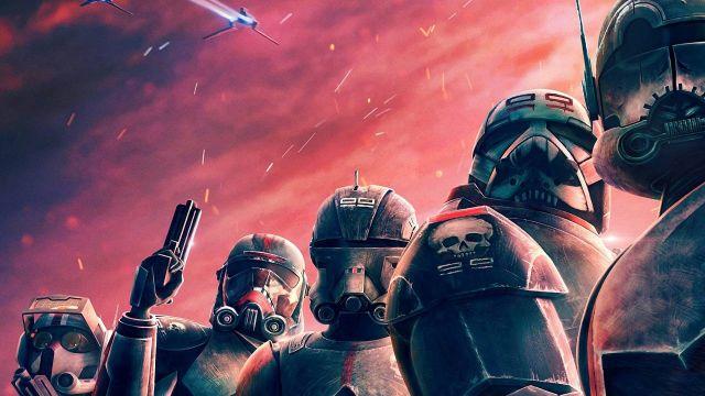 Star Wars The Bad Batch Segunda Temporada Disney + Lucasfilm